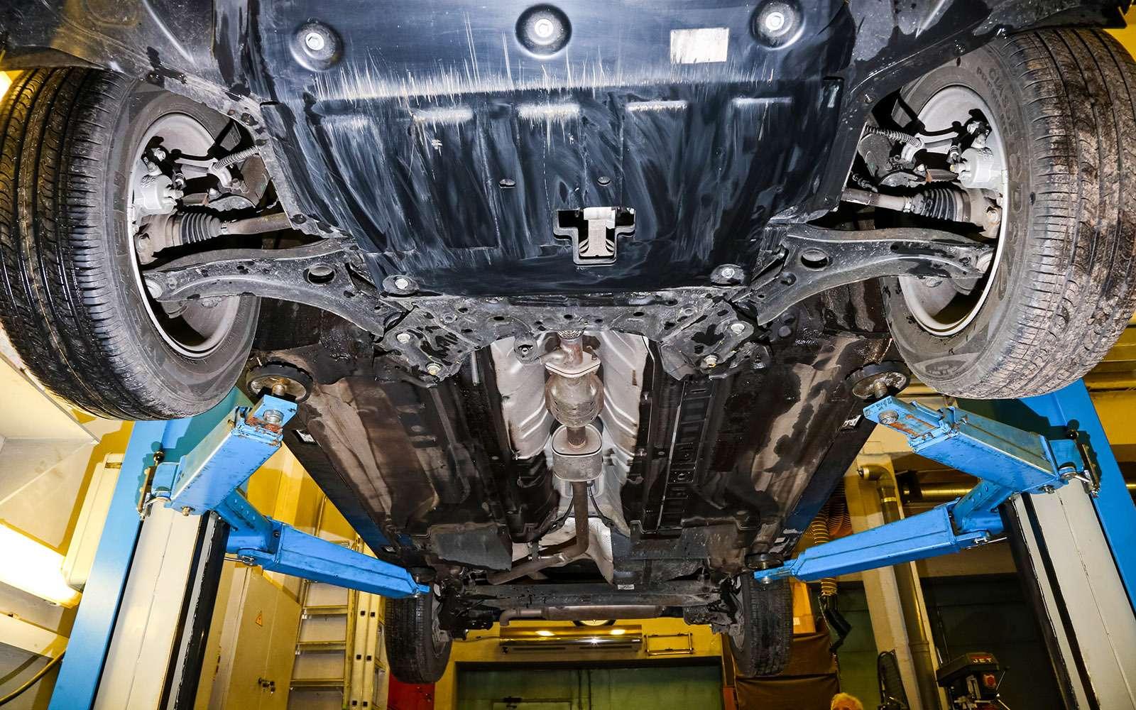 Hyundai Creta, Renault Kaptur, Kia Soul, Lada XRAY: разборка переднеприводных— фото 657338