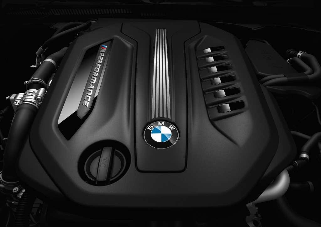 Впервые: BMW представила «пятерку» счетырьмя турбонагнетателями— фото 742713