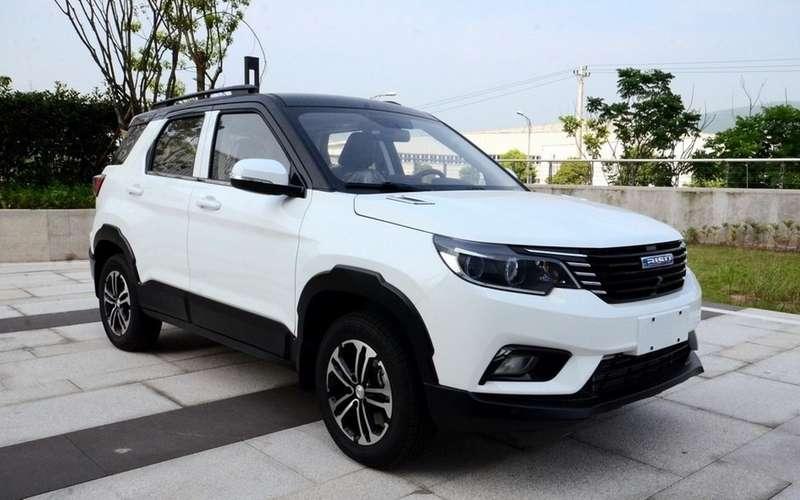 Новый бюджетный бренд Bisu изКитая начнет скроссовера