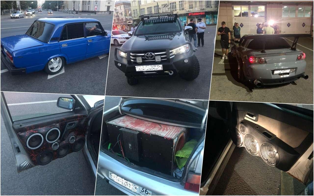 ГИБДД начала штрафовать водителей задоработки автомобилей