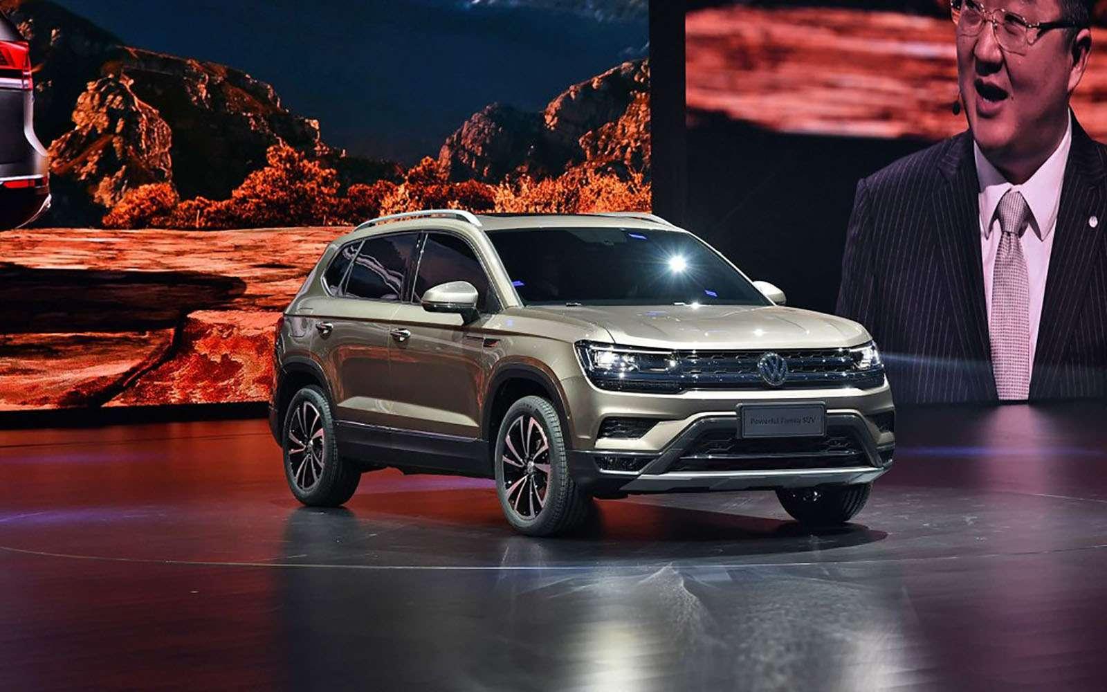 Дешевый кроссовер Volkswagen дляРоссии: первые подробности— фото 868803