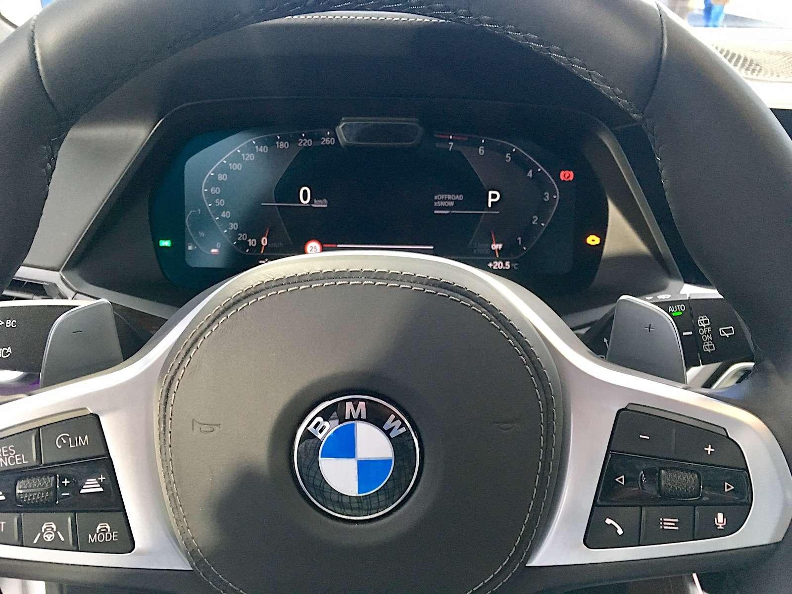 Абсолютно новый BMW X5всплыл вМоскве. Задолго доофициальной премьеры!— фото 889846