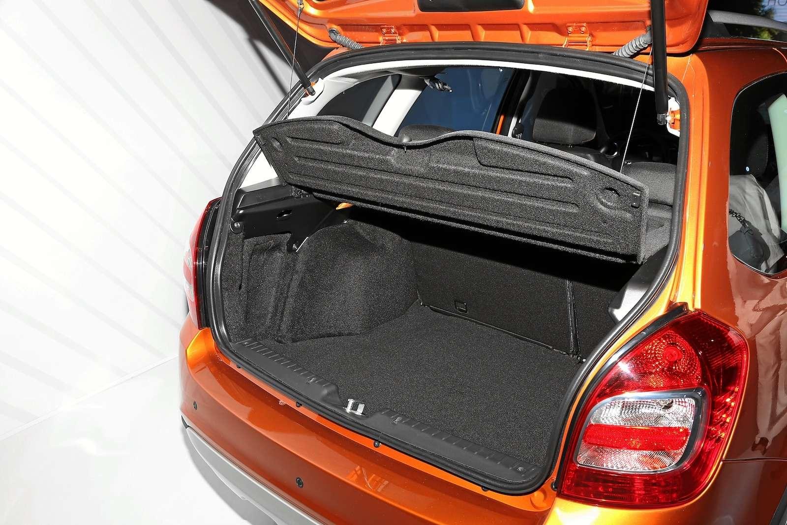 Обновленная Lada Granta представлена официально. Инет, она не подорожала!— фото 899817