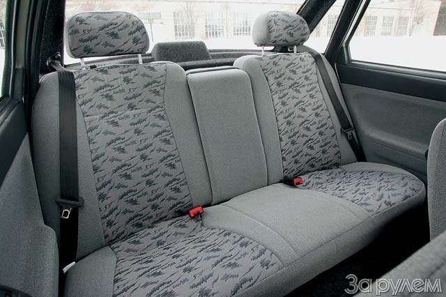 Тест Renault Logan, Lada Kalina, Lada 110, Daewoo Nexia, Chevrolet Lanos. Сделано вСССР— фото 64319