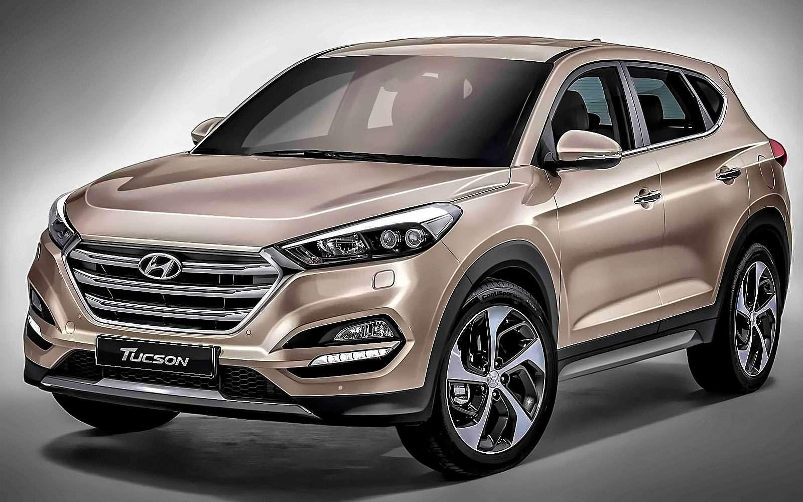 Hyundai Tucson или Kia Sportage: какой кроссовер выбрать?— фото 856223