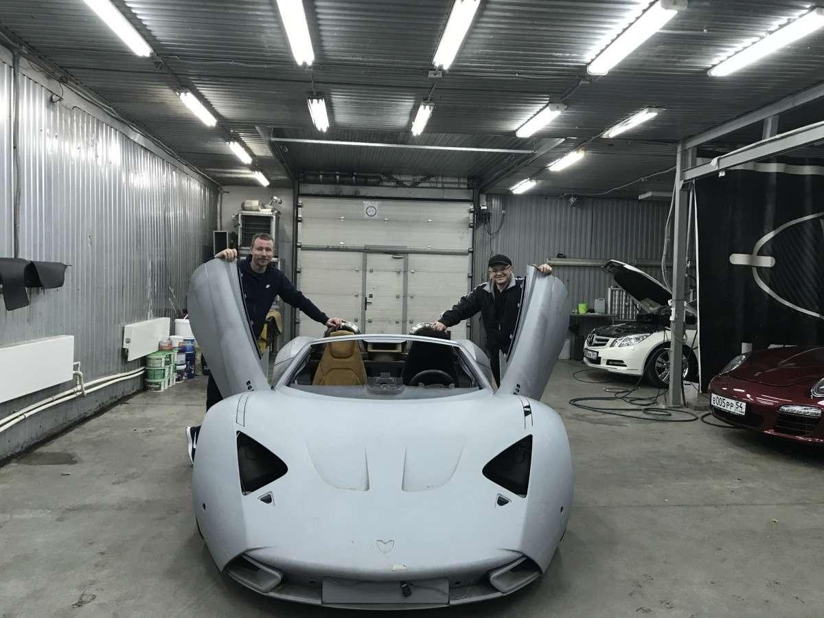 Сибиряк скупил все суперкары Marussia: онхочет возродить бренд— фото 816170