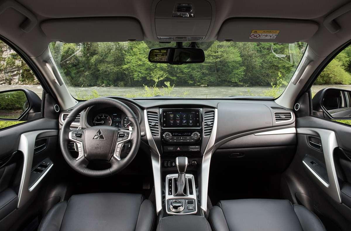 Mitsubishi вноябре начнет собирать новый Pajero Sport вКалуге— фото 796052