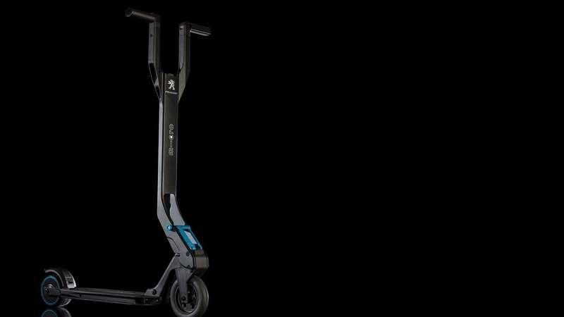 Peugeot дополнит кроссовер 3008 электросамокатом