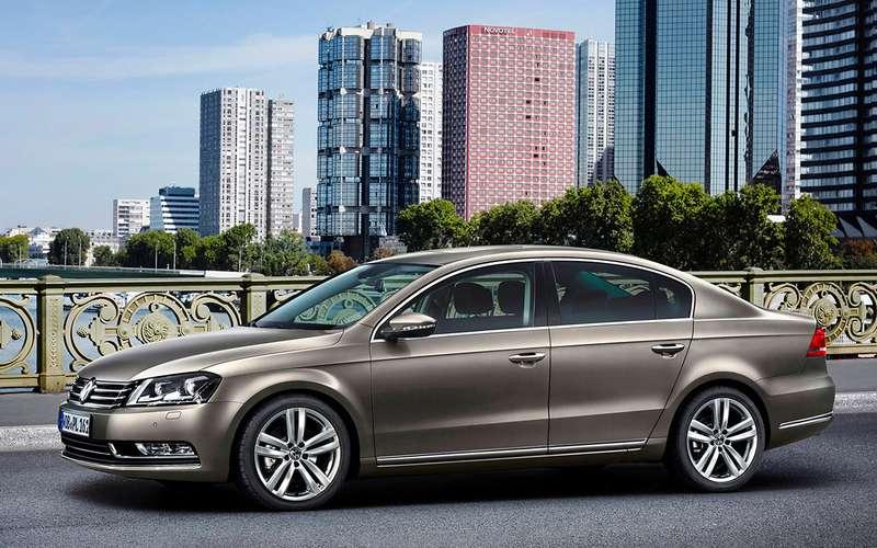 Volkswagen Passat B7(2010–2014): все болячки