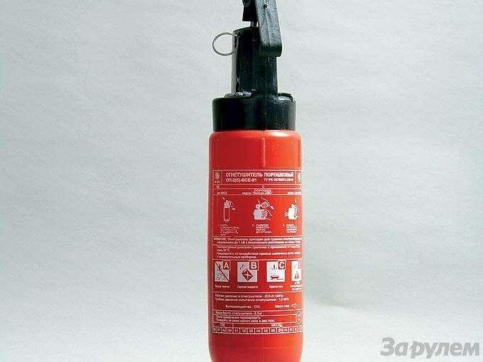 Экспертиза огнетушителей: чтобы непогасло— фото 90363