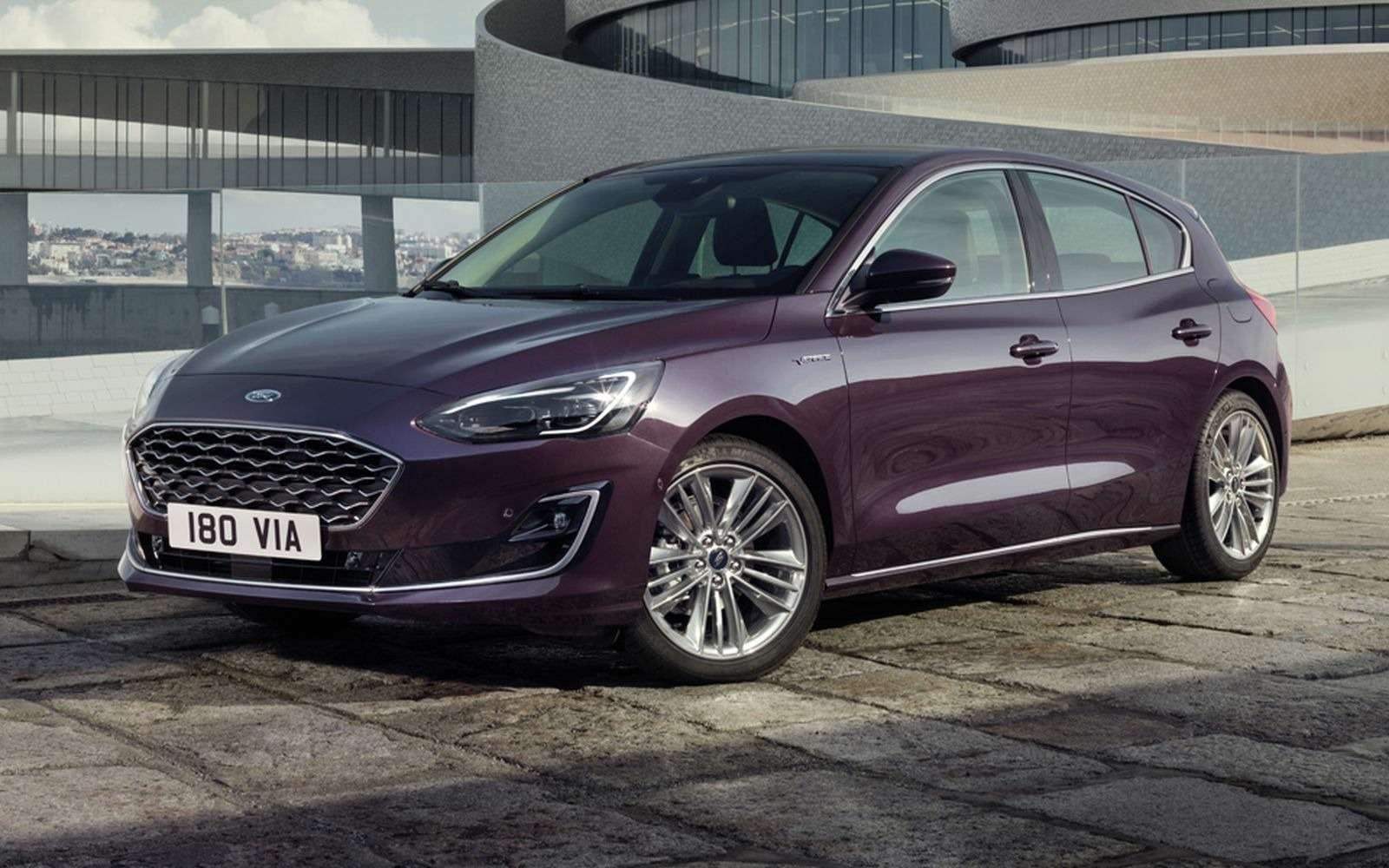 Новый Ford Focus: больше никаких PowerShift'ов!— фото 861427