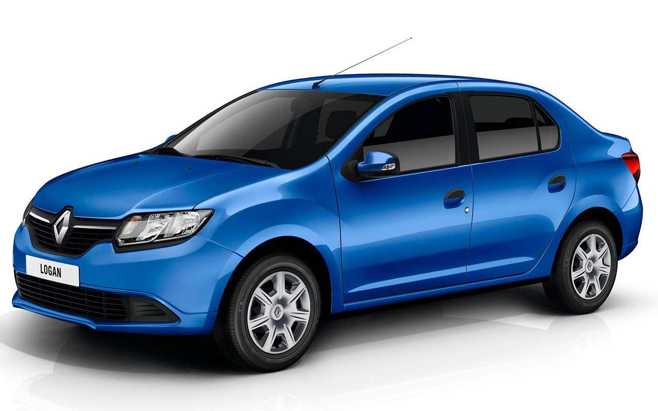 Автомобили B-класса за400 тысяч руб.: все лучшие варианты— фото 959220