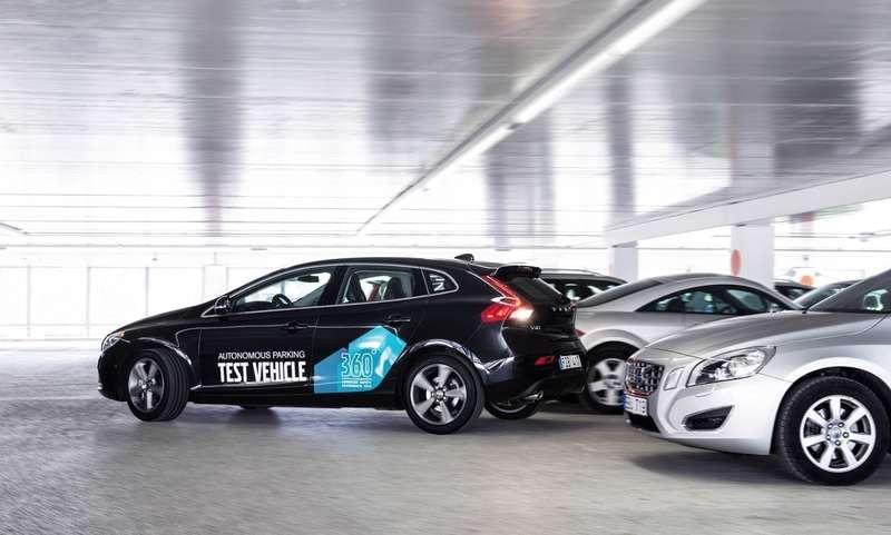 Volvo проведет крупномасштабные испытания автономных автомобилей