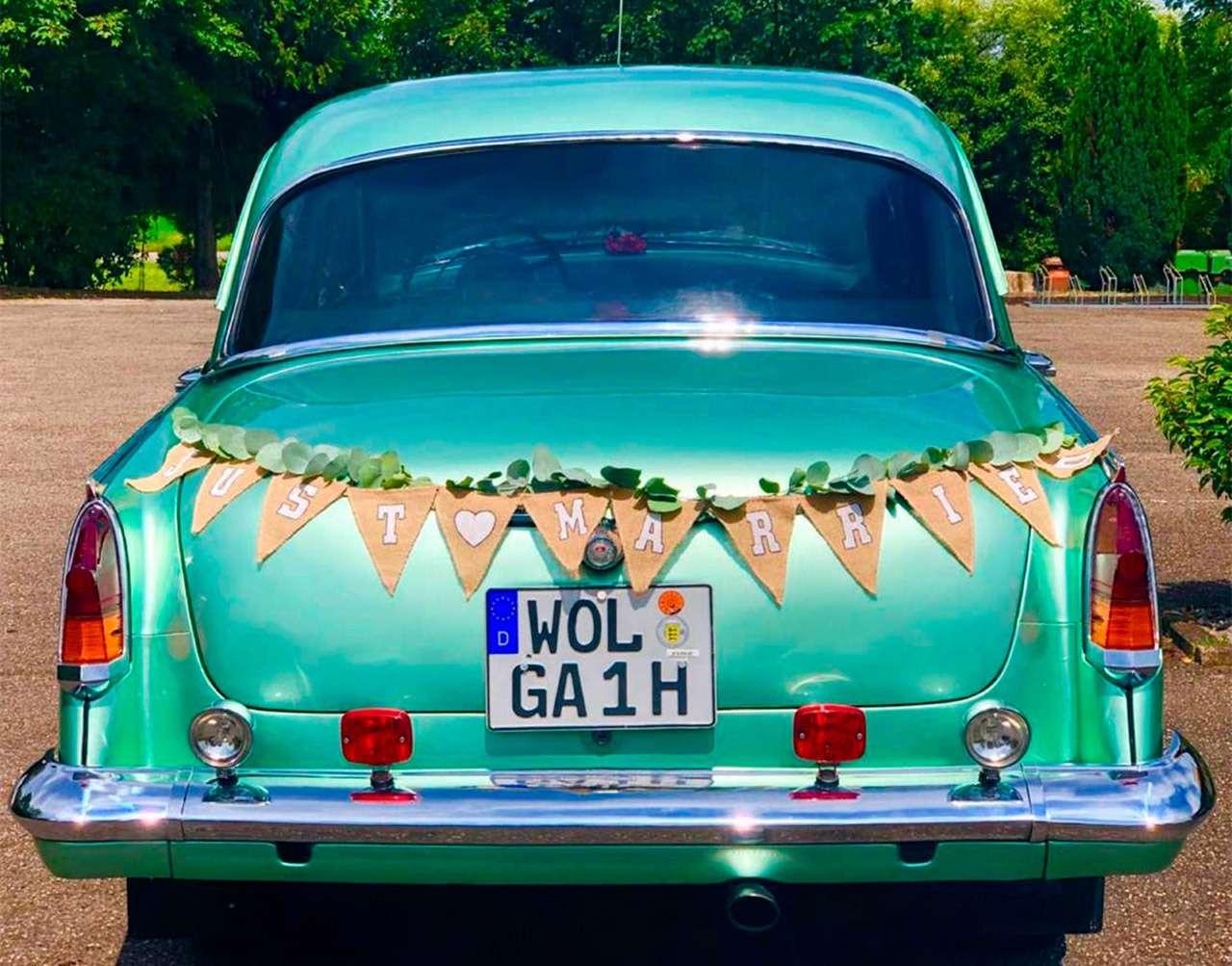 В Германии продают «свадебную» Волгу— за3,6 миллиона— фото 1248999