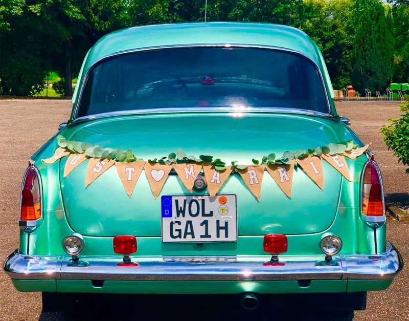 ВГермании продают «свадебную» Волгу— за3,6 миллиона