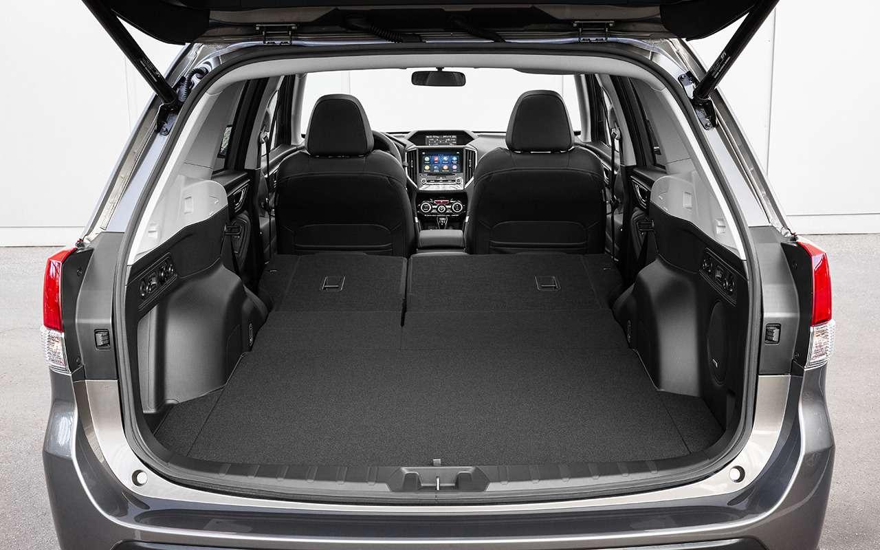 Subaru Forester 2019: больше никаких турбонаддувов!— фото 912605
