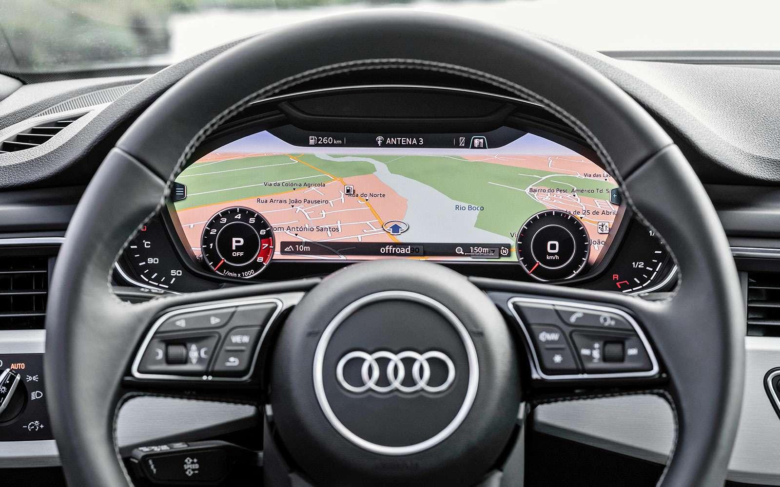 Тест Audi A5Coupe: пока небеспилотник— фото 631312