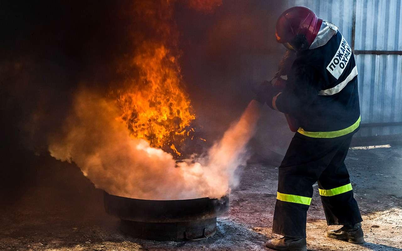 8 огнетушителей: эксперты «Зарулем» выбрали правильные— фото 976827