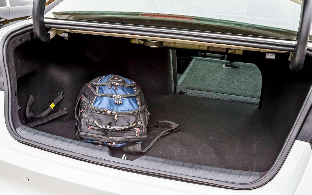Hyundai Sonata против конкурентов— большой тест ЗР— фото 834893