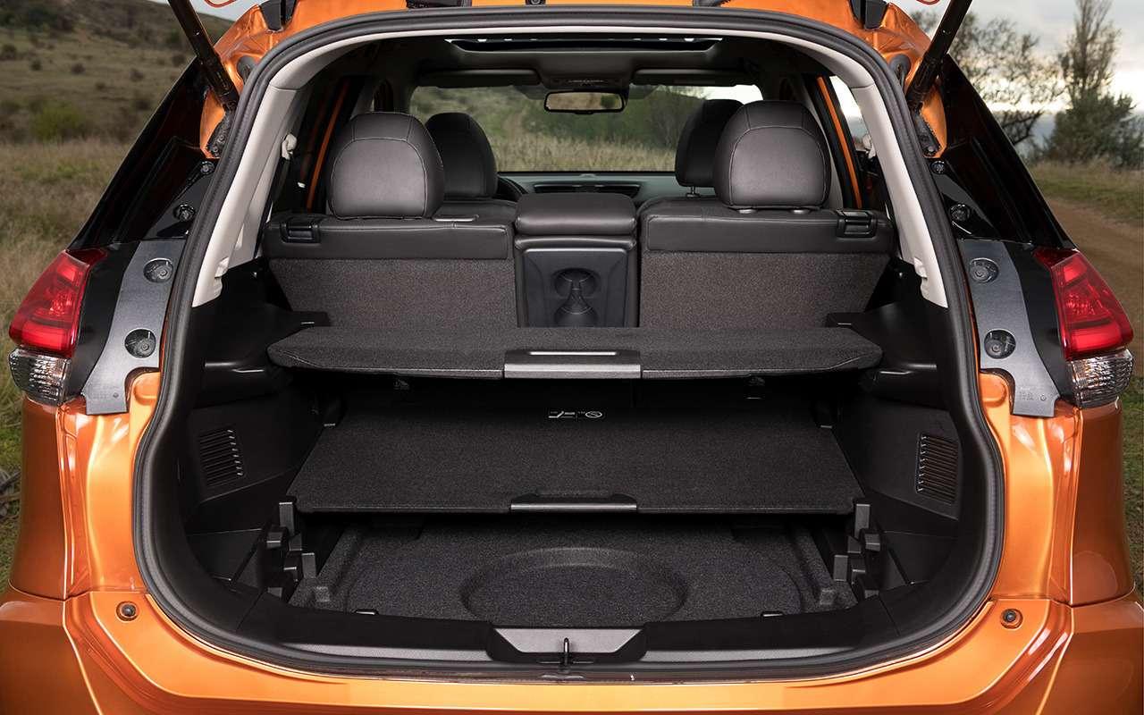 Nissan X-Trail T32: больше, чем просто рестайлинг— фото 926604
