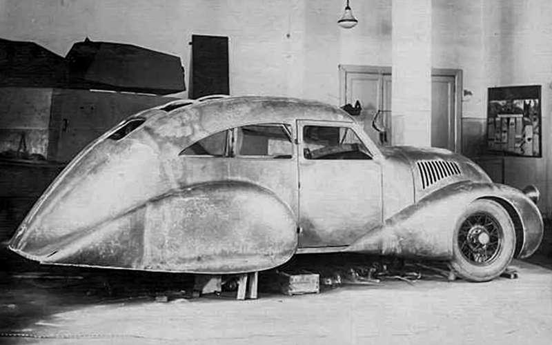 ГАЗовое облако: каким мог быть довоенный автомобиль изСССР