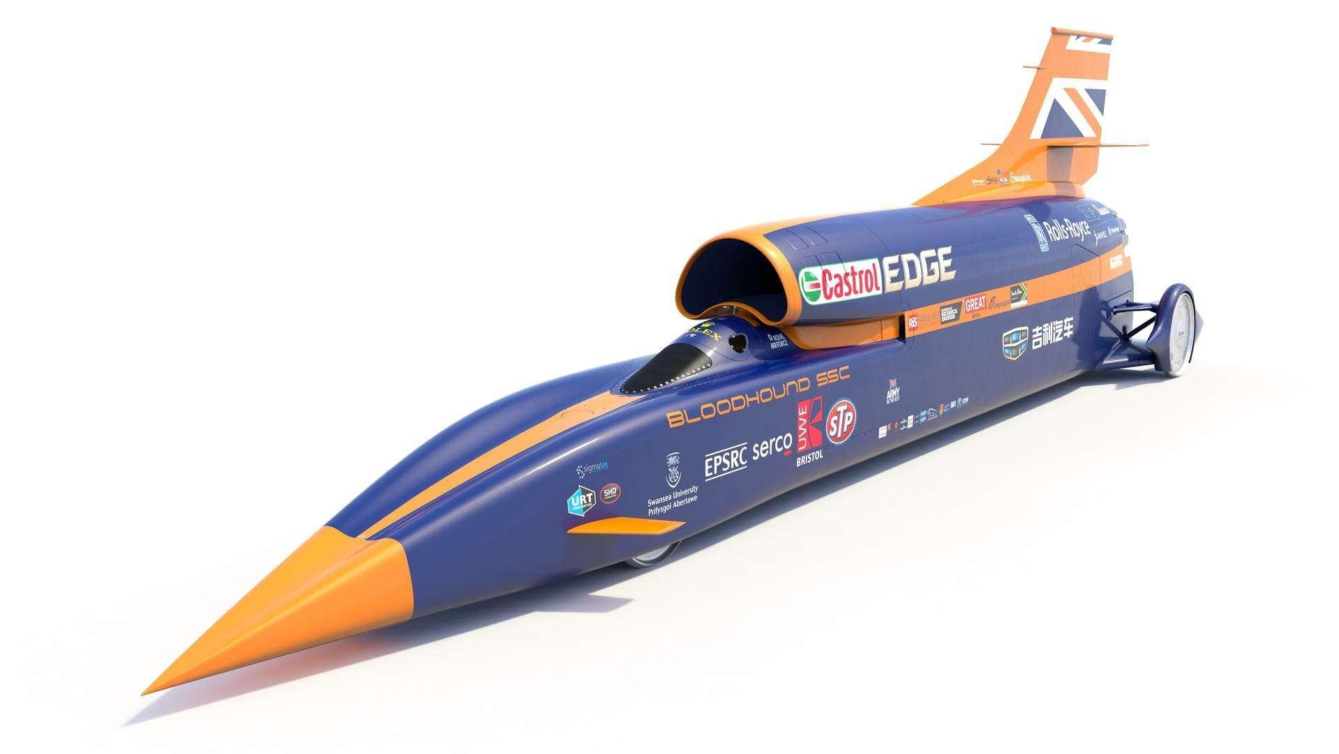 Имбы внебо— самые быстрые автомобили Земли— фото 811649
