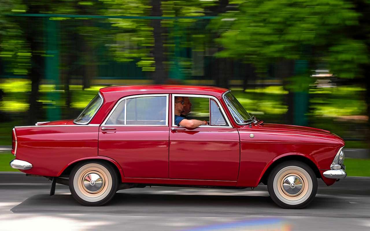 Этот Москвич пережил страну! Тест любимой машины— фото 1202634