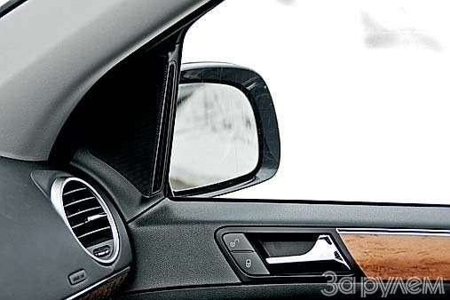 Mercedes-Benz GL. Свеликаном наты— фото 70010