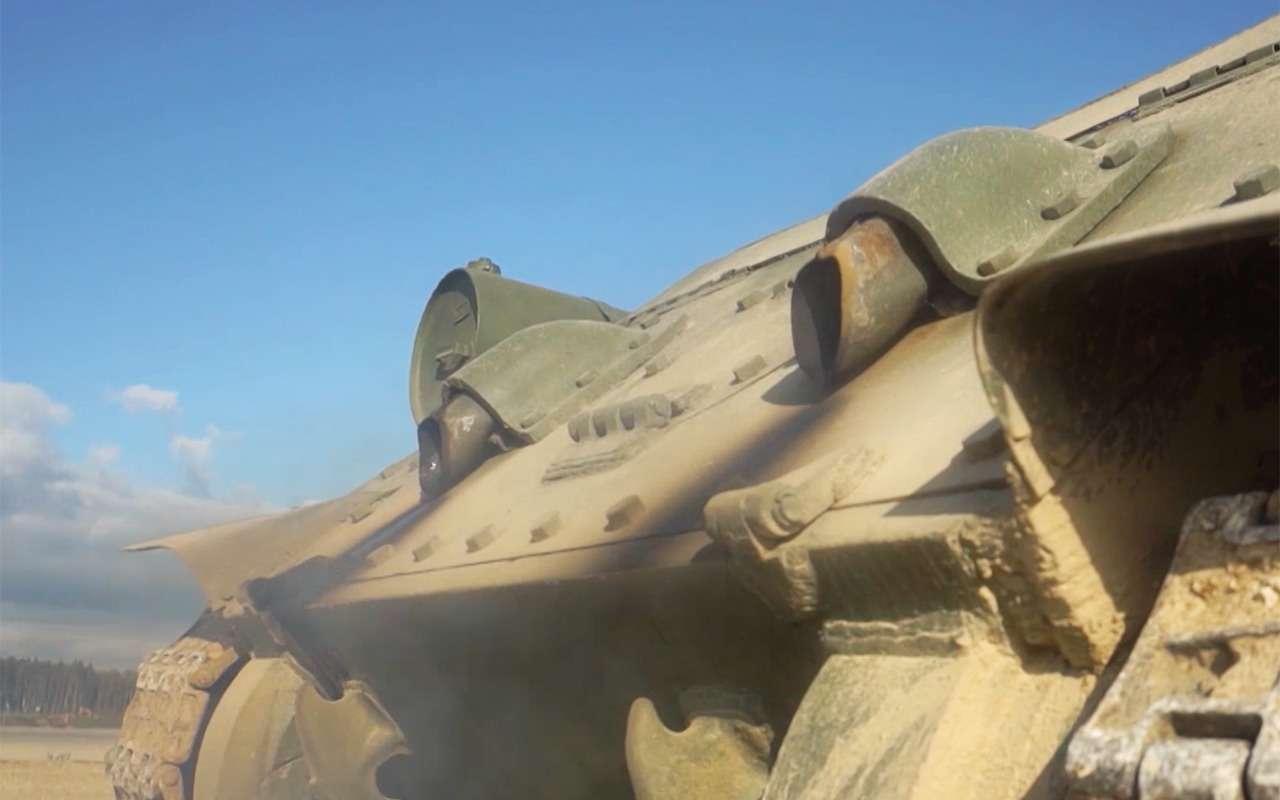 Какпоставить надыбы советский танк Т-34и другие интересные факты онем— фото 924167