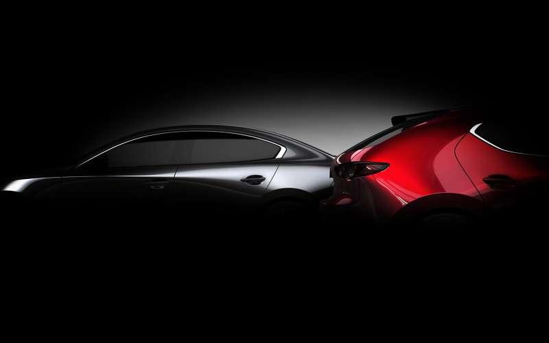 Названа дата премьеры новой Mazda 3