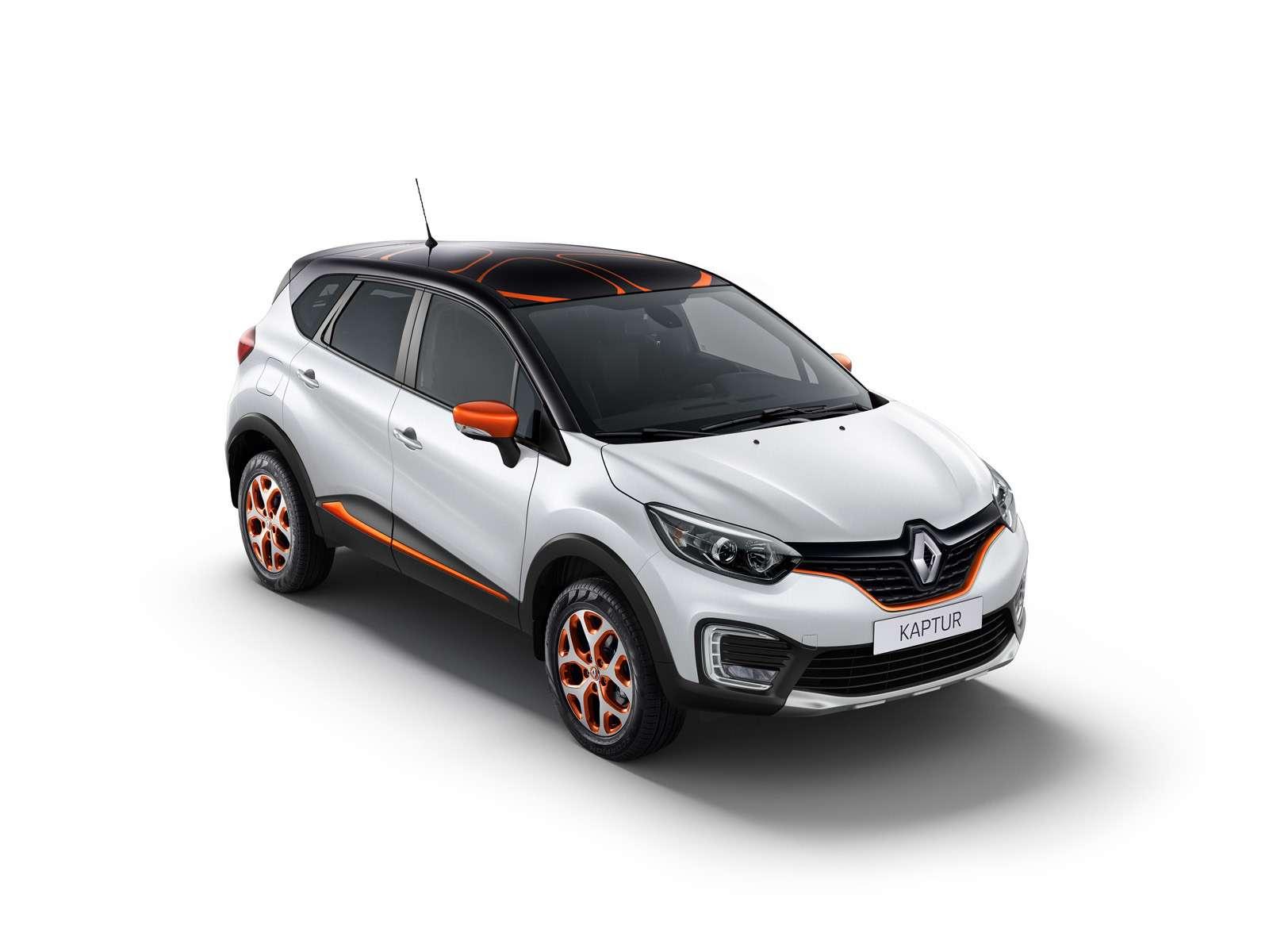 Renault предлагает владельцам приукрасить свой Kaptur— фото 630164