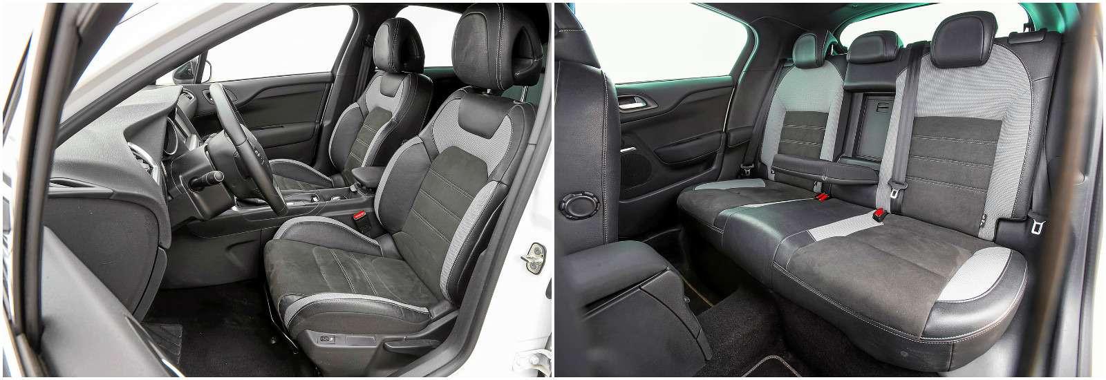 Toyota Prius, DS4Crossback, Mini Cooper— тест наэкономичность— фото 764962