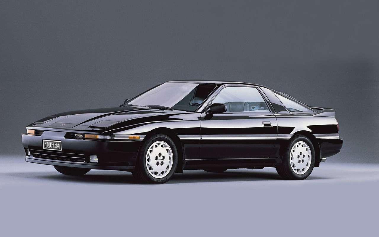Старая-новая легенда Toyota: теперь сначинкой отBMW— фото 978512