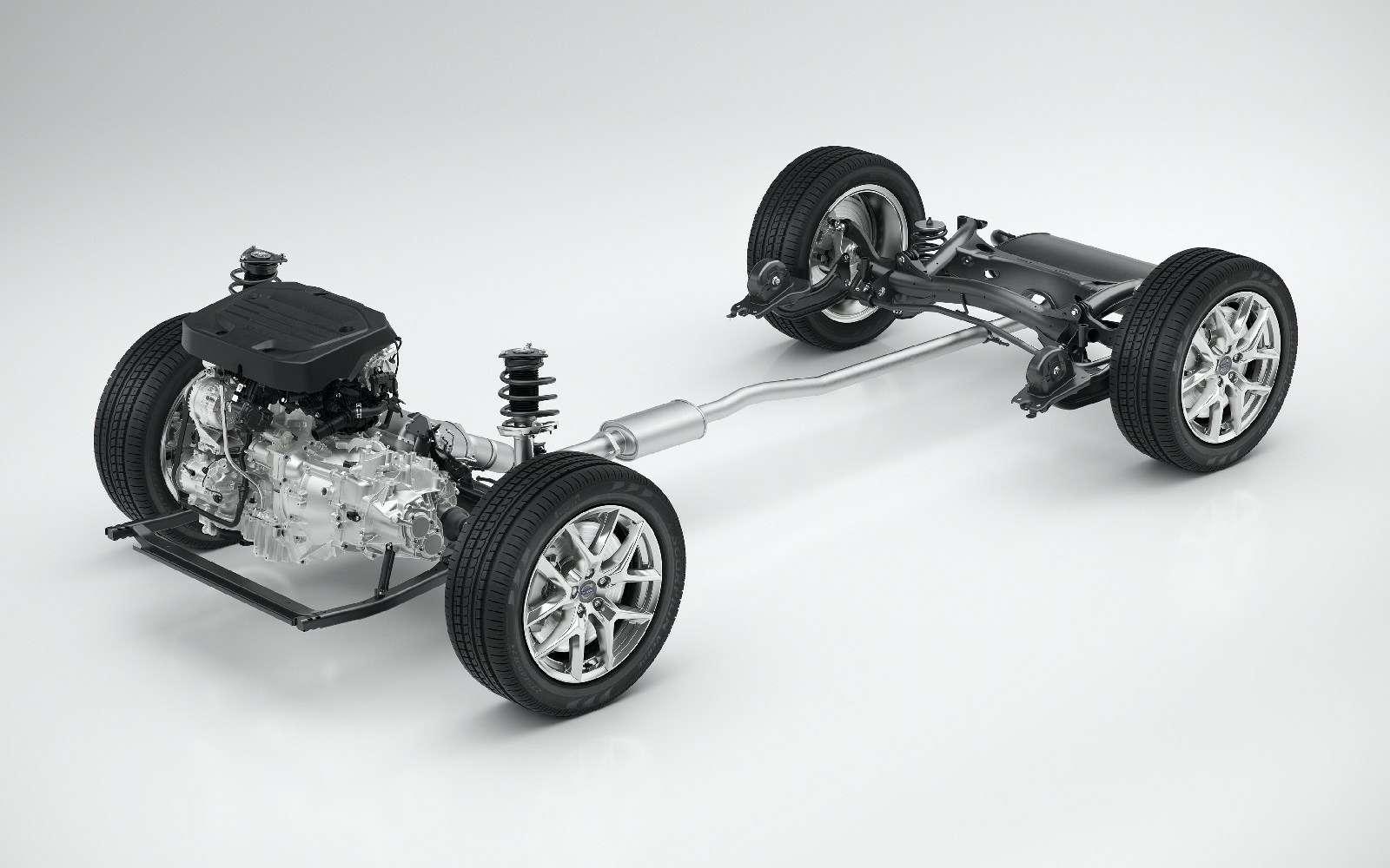 Двараза по40: Volvo анонсировала новое семейство концептуальным дублем— фото 588966