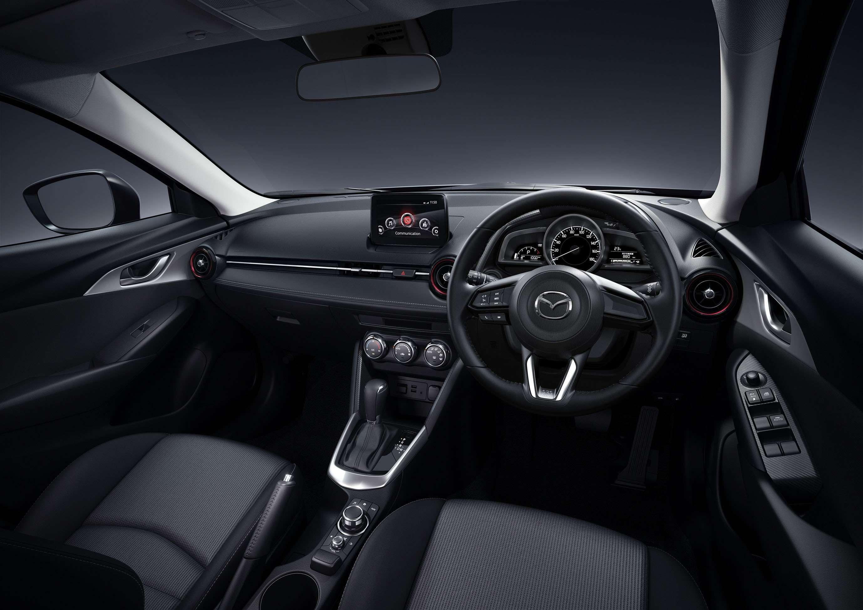 Японские штучки: Mazda CX-3и Demio срочно обновились— фото 650004