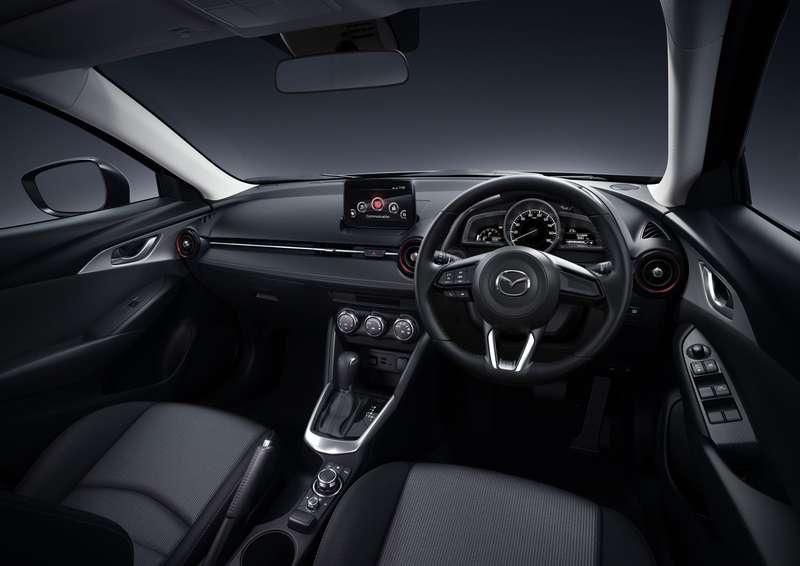 Японские штучки: Mazda CX-3и Demio срочно обновились