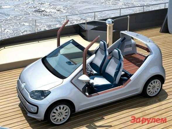 2011-Volkswagen-Up-Azzura-Sailing-Team-Front-Side-Top-588x441