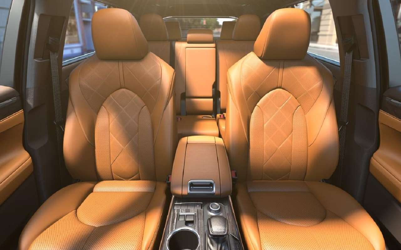 Новый Toyota Highlander: от3,68 миллиона— фото 1154482