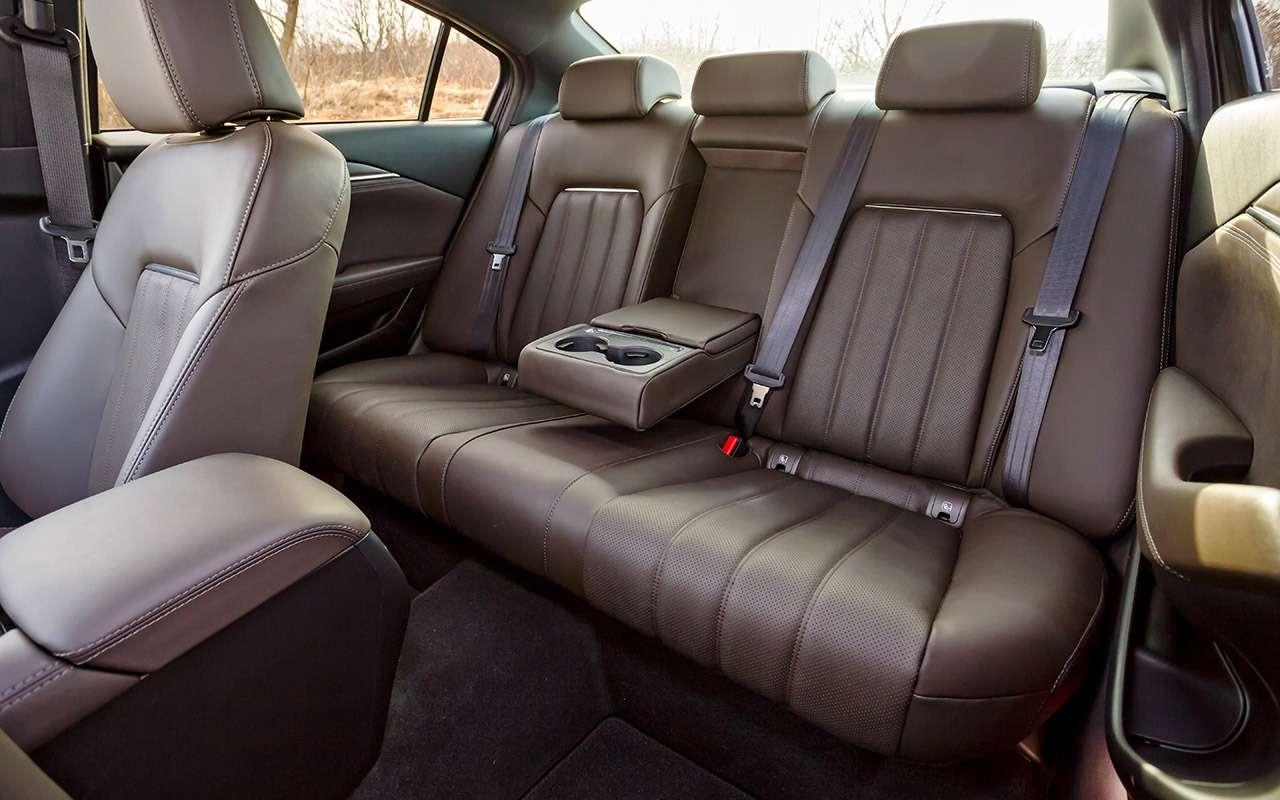 Новая Mazda 6: как она насамом деле едет— фото 950797