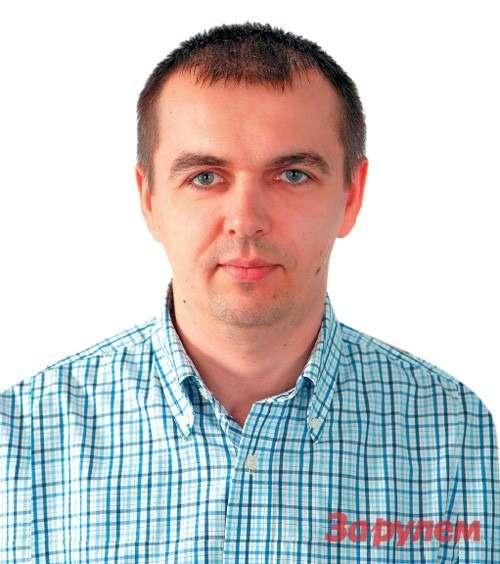 Юрий Тимкин