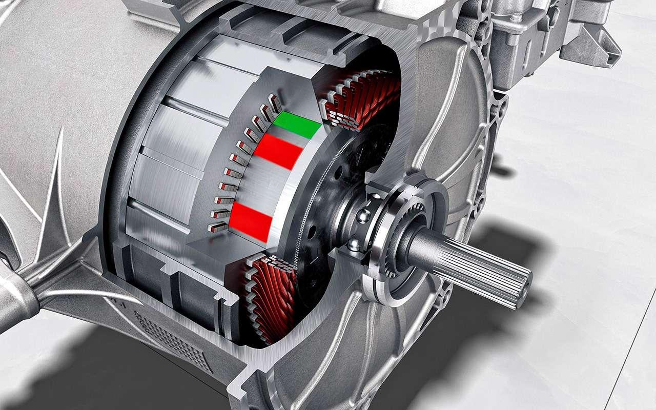 Первый электромобиль Porsche: детальный обзор— фото 998263