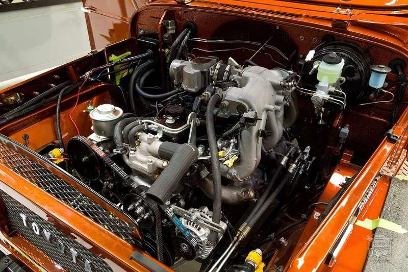 Оригинальную Тойота FJ40 возродила компания изсоедененных штатов