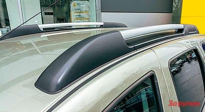 Renault Duster: цена привилегии— фото 258510