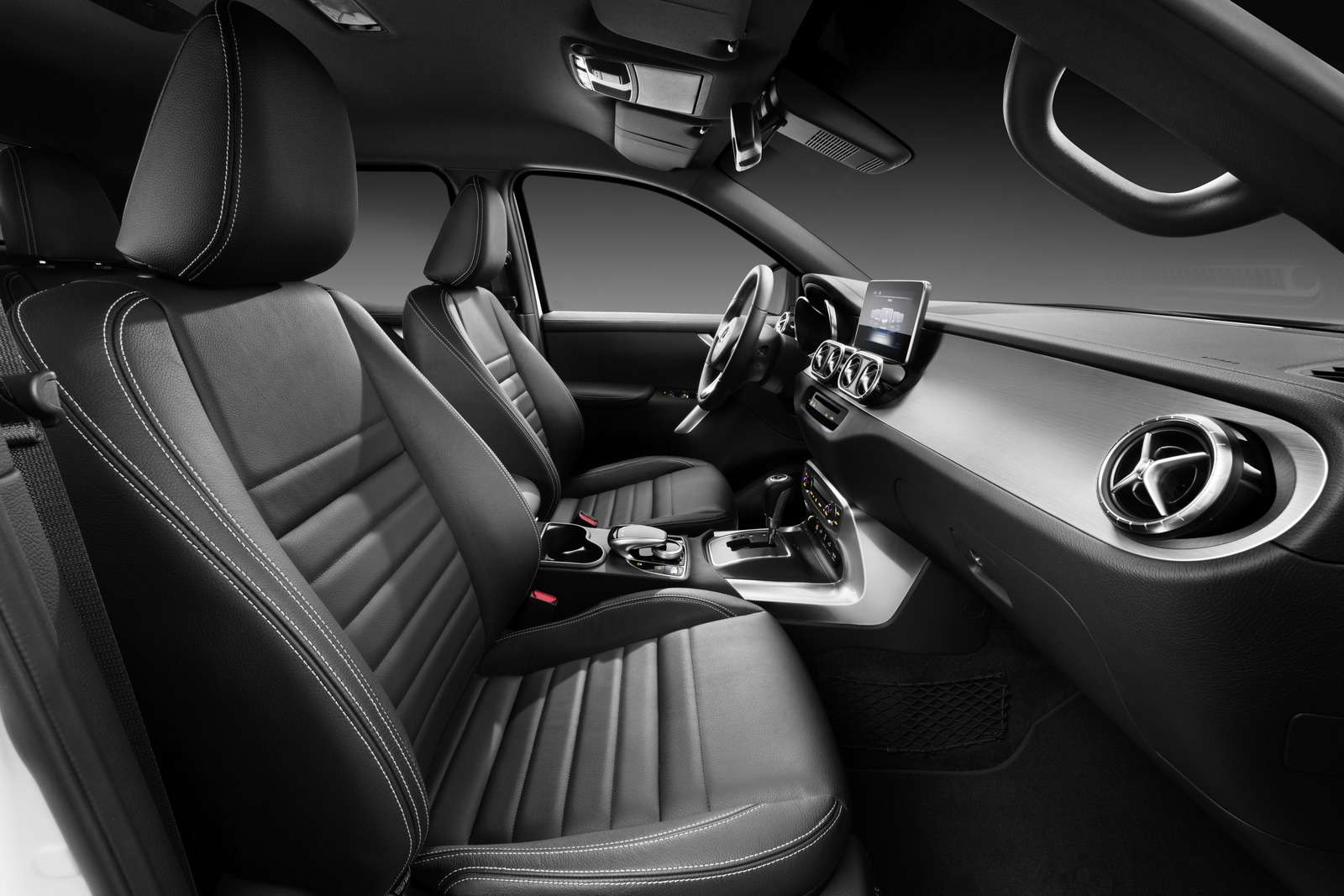 Mercedes-Benz X-класса: пружины вместо рессор— фото 776021