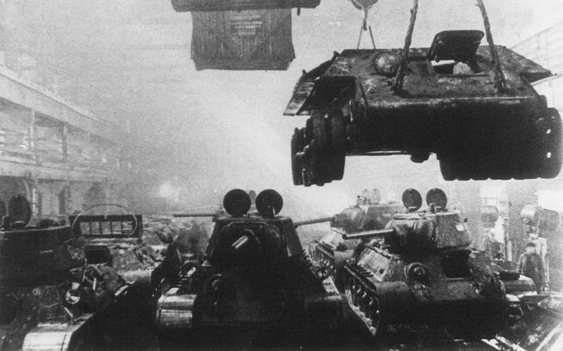 Три мифа иодна правда олегендарном танке Т-34