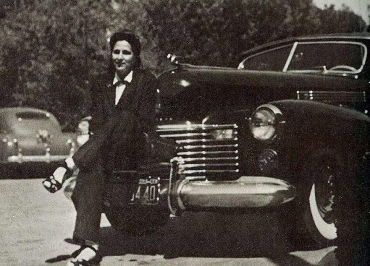 Егопервый автомобиль: Сальвадор Дали иКадиллак— фото 816488