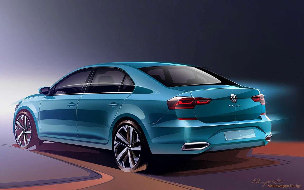 6 главных иудивляющих фактов оновом Volkswagen Polo— фото 1075800