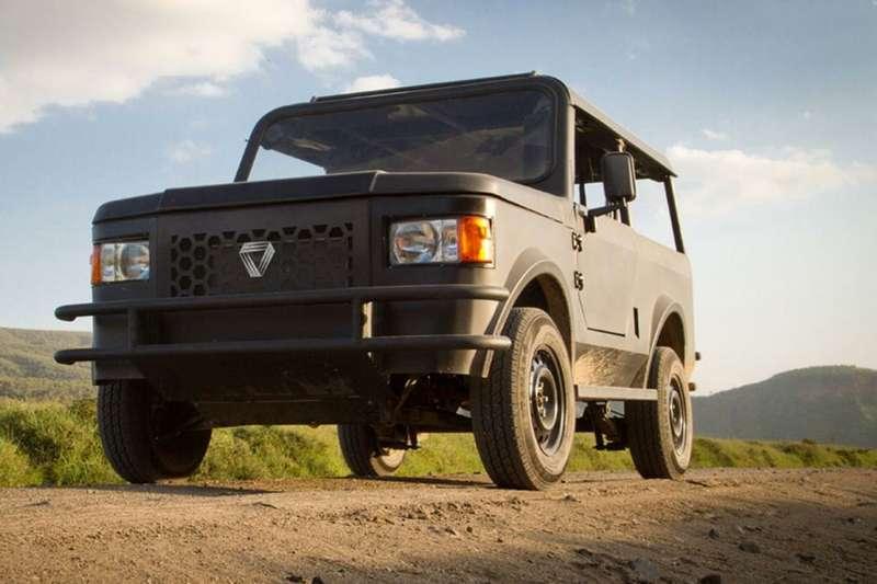 Mobius II— самый популярный автомобиль вКении