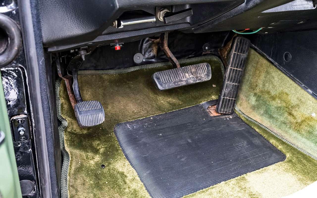 Тест машины, которую никогда непродавали: Чайка ГАЗ‑14— фото 998640
