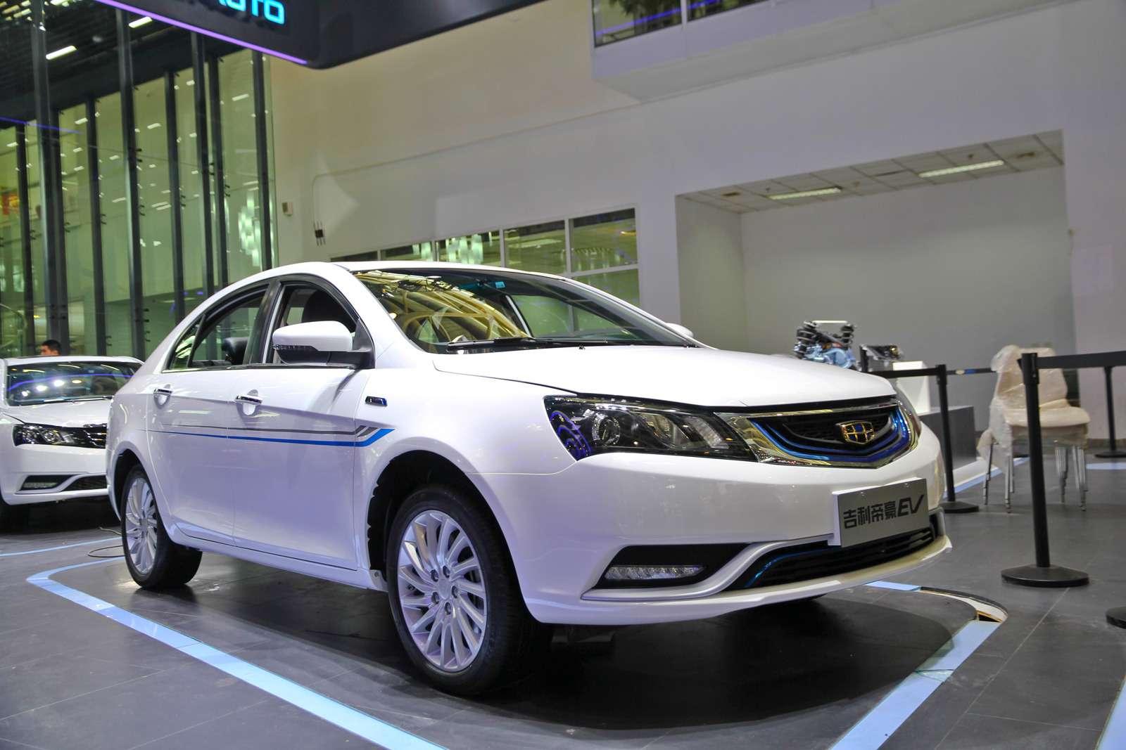 Куда идет китайский автопром?— фото 606970